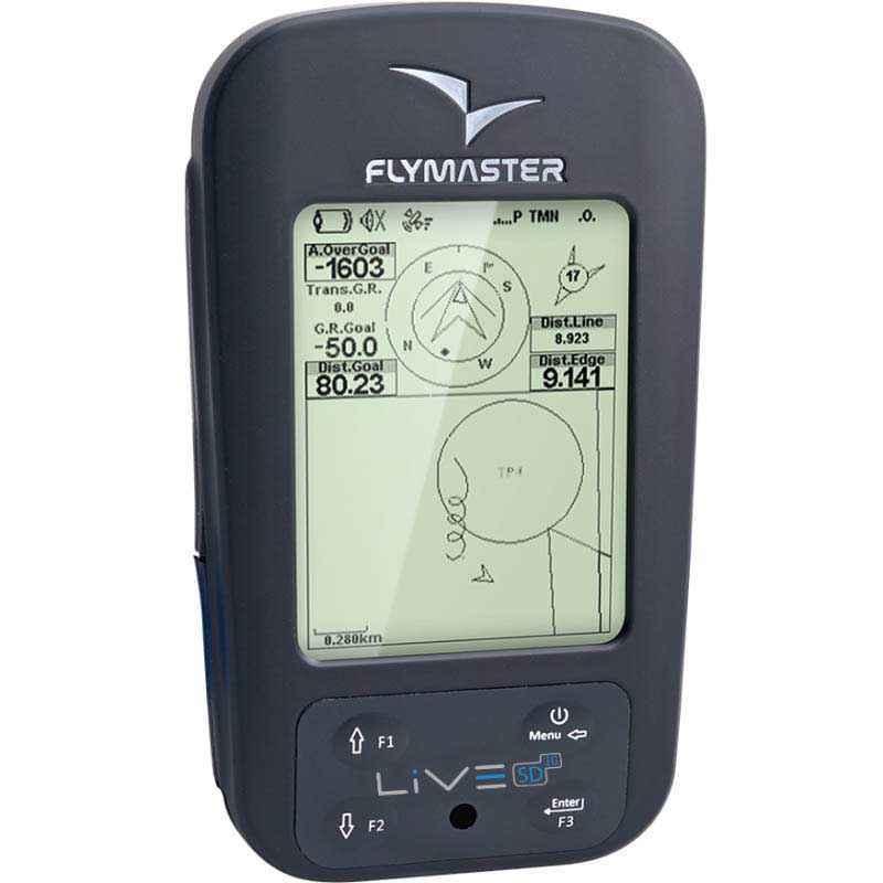 Variômetro Flymaster Live SD 3G