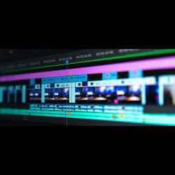 Edição do Vídeo do Voo Duplo