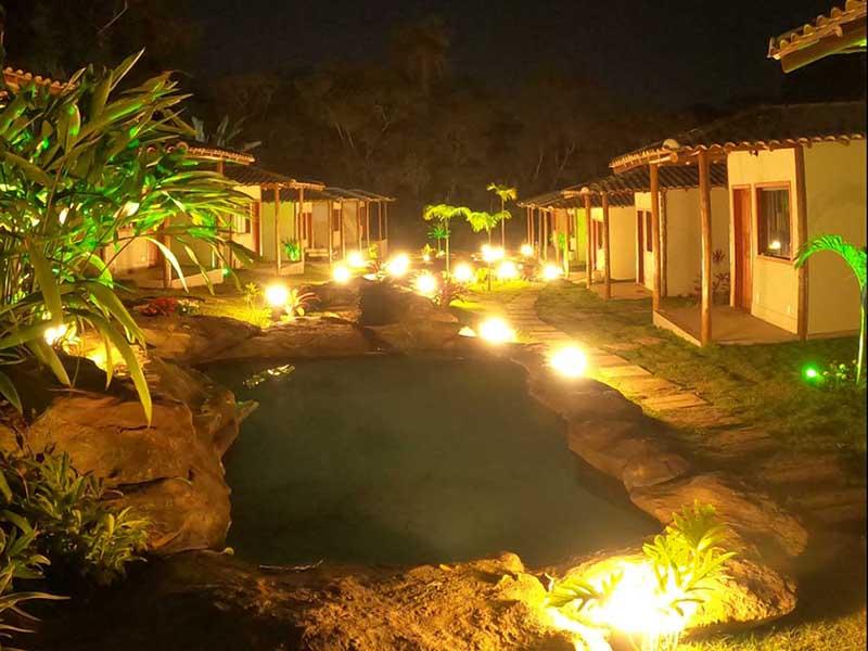 Pousada Villa Recanto dos Lagos